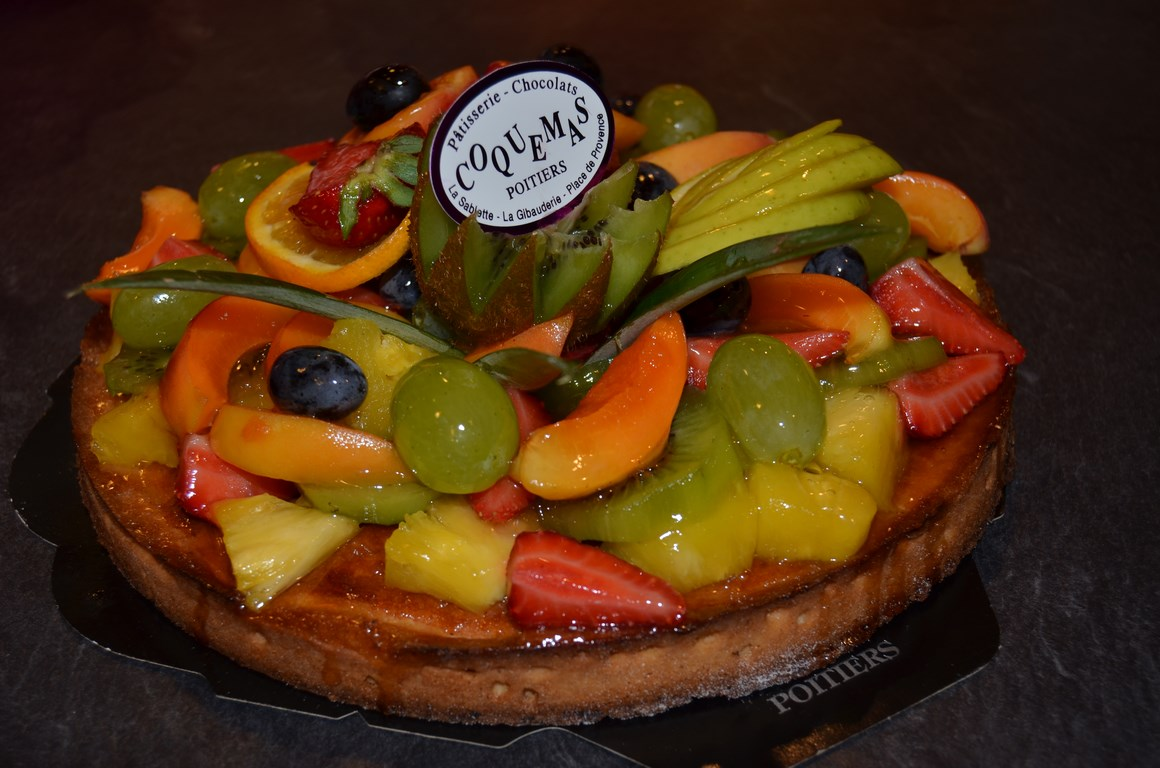 Tartes aux fruits